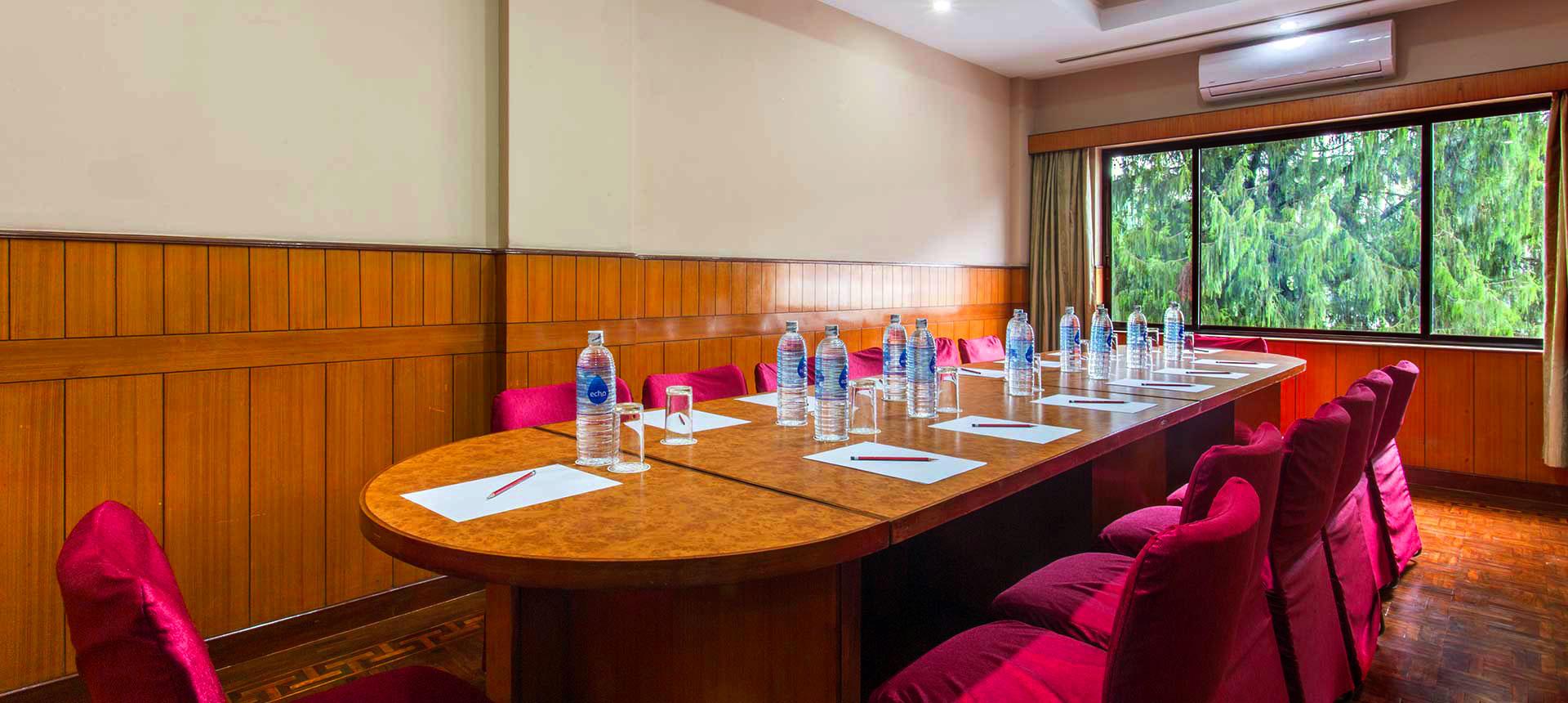 Board Meeting Room